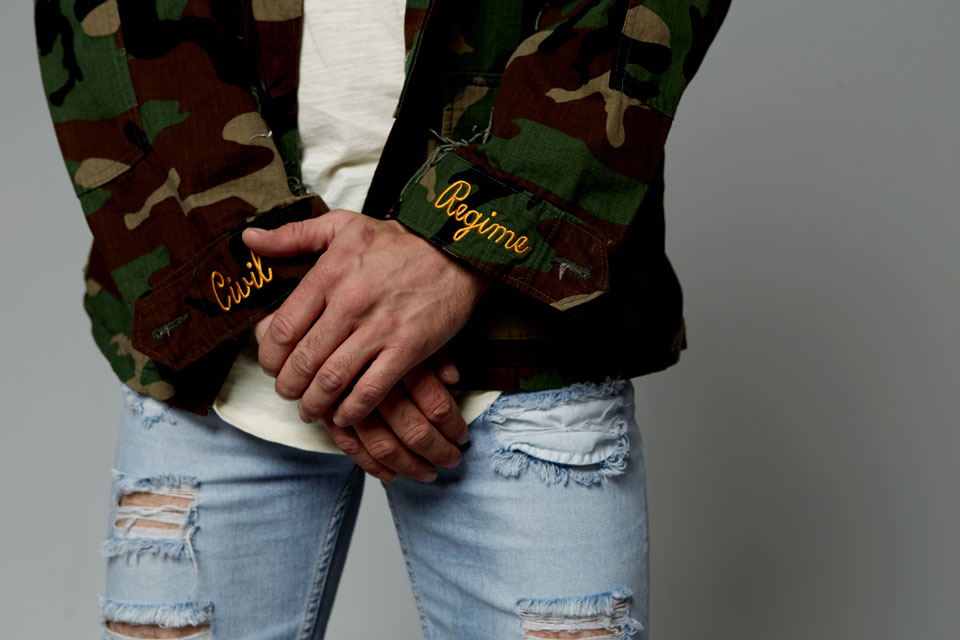 Civil Spring 2016 'Free At Last' Collection