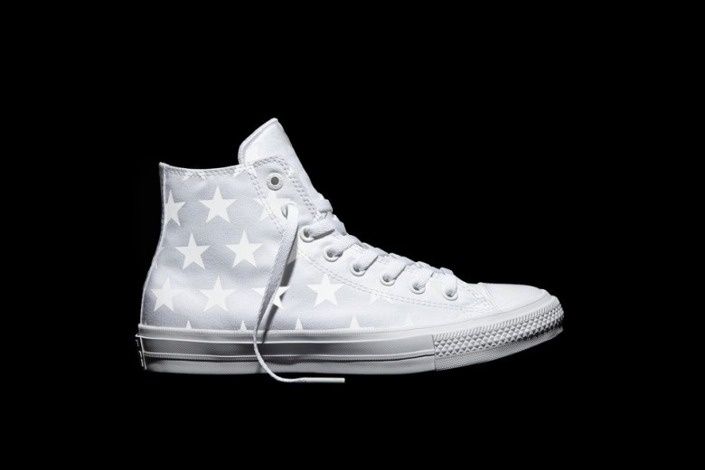 Converse Chuck Taylor All Star II Reflective Print