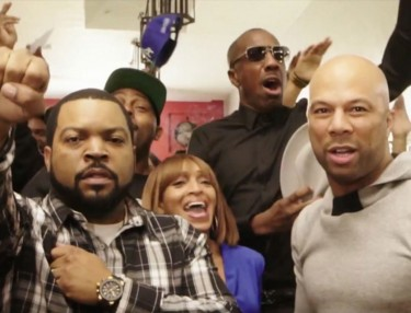 Ice Cube & Common - Real People (Video)