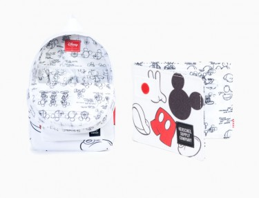 Herschel Supply x Disney 2016 Accessories Capsule