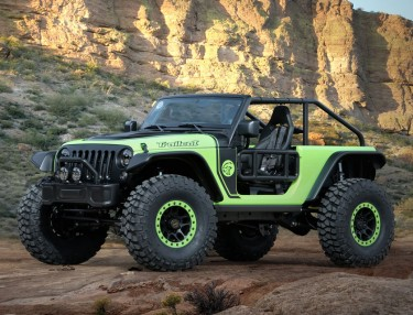 Jeep Trailcat Concept