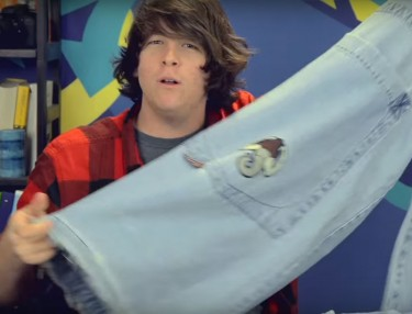 Teens React to 1990s Fashion Trend: JNCO Jeans