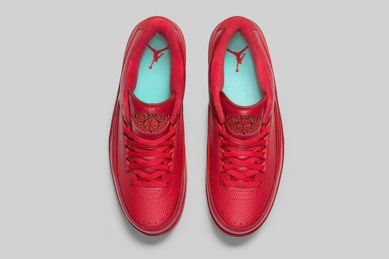 Air Jordan 2 Retro Low Gym Red