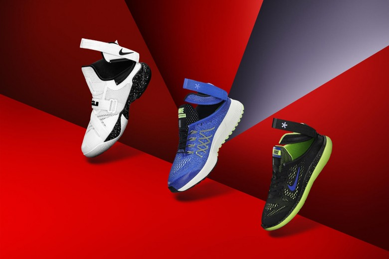 Nike Introduces Flyease Entry System