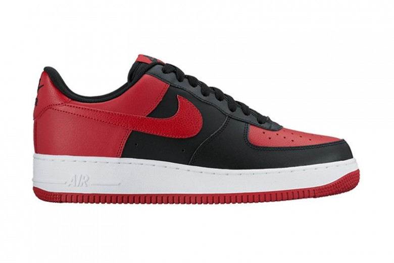 Nike Air Force 1 Gets Air Jordan 1 Make-Ups