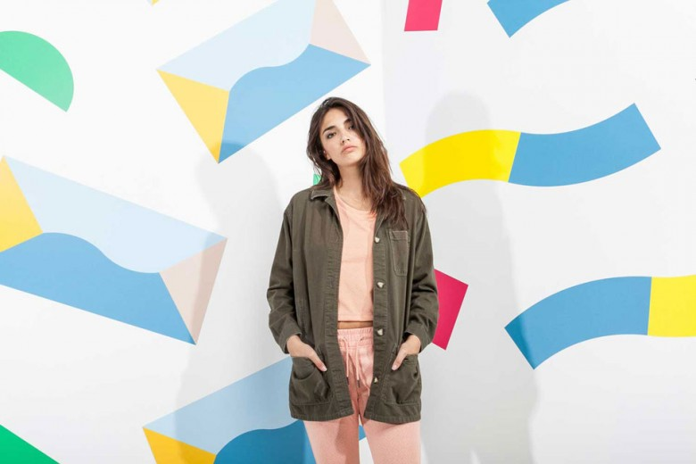 Publish Brand HERS Spring 2016 collection