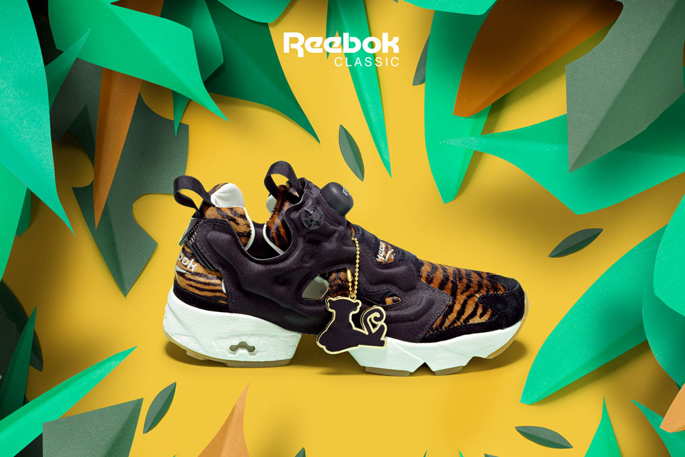 Reebok x Disney 'Jungle Book' Instapump Fury
