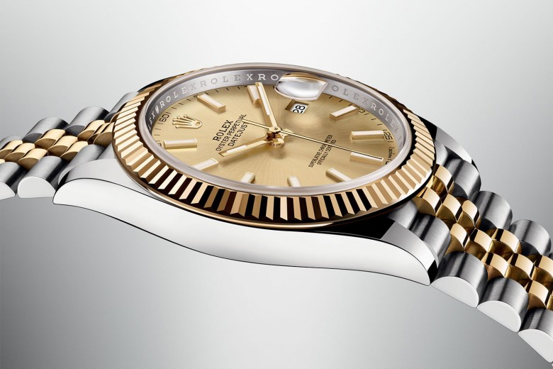 Rolex Datejust 41mm Watch 2016