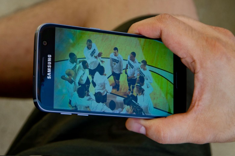 Samsung Galaxy S7 x March Madness