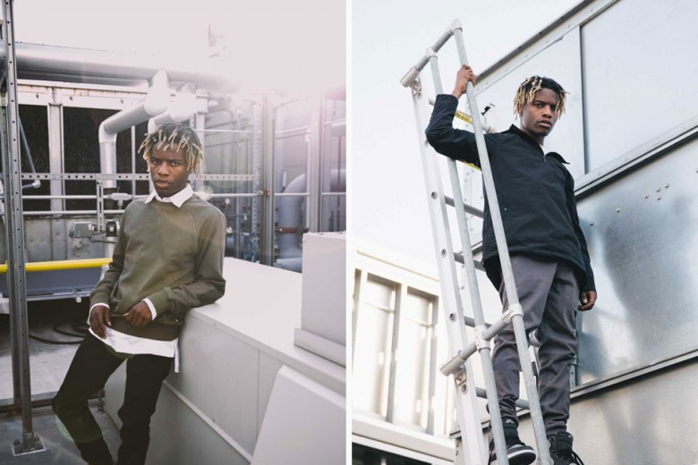 Ian Connor Showcases Superism Spring 2016