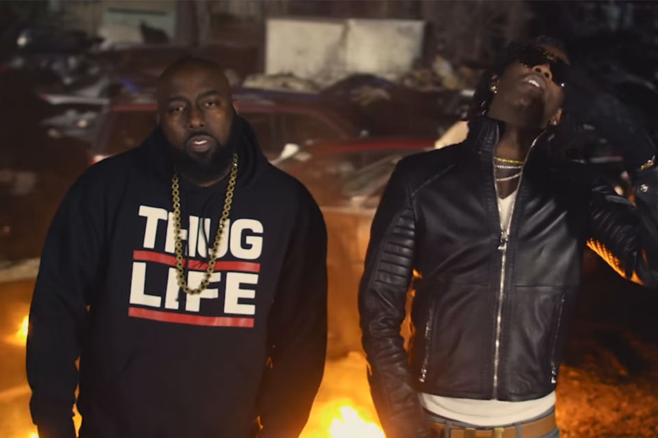 Trae Tha Truth ft. Young Thug - Slugs (Video)