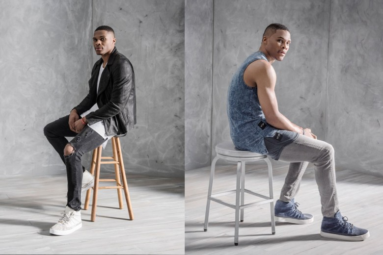 Russell Westbrook x True Religion SS16 Collection
