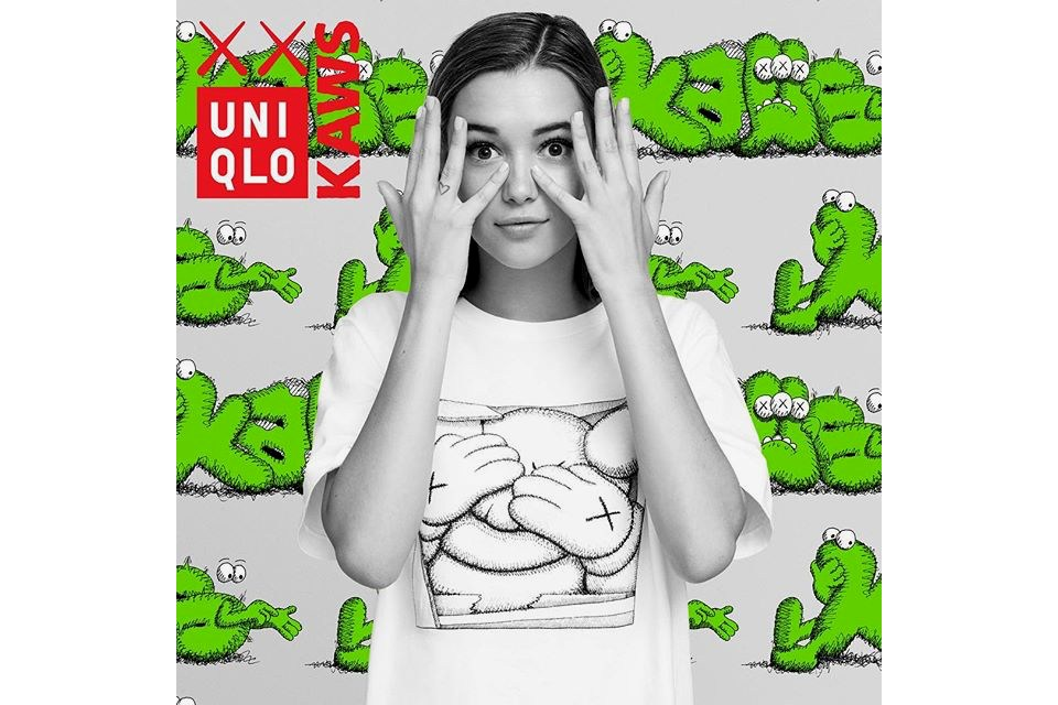 Uniqlo Offers First Look at Upcoming KAWS Collection