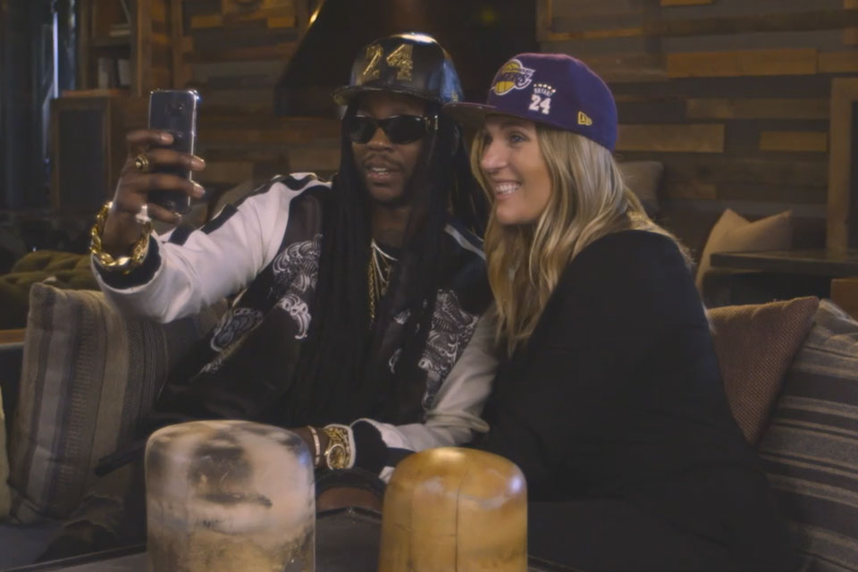 2 Chainz Sports $38K Kobe Cap for GQ's Most Expensivest Sh*t