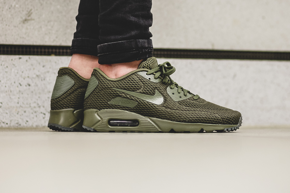 Nike Air Max 90 Ultra BR - Medium Olive