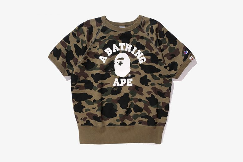 BAPE x Champion 2016 Capsule Collection