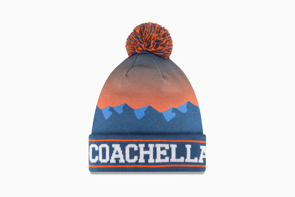 New Era Drops Official Coachella 2016 Cap Collection