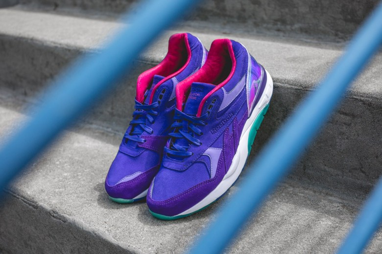 Cam'ron x Reebok Ventilator Supreme Purple Haze