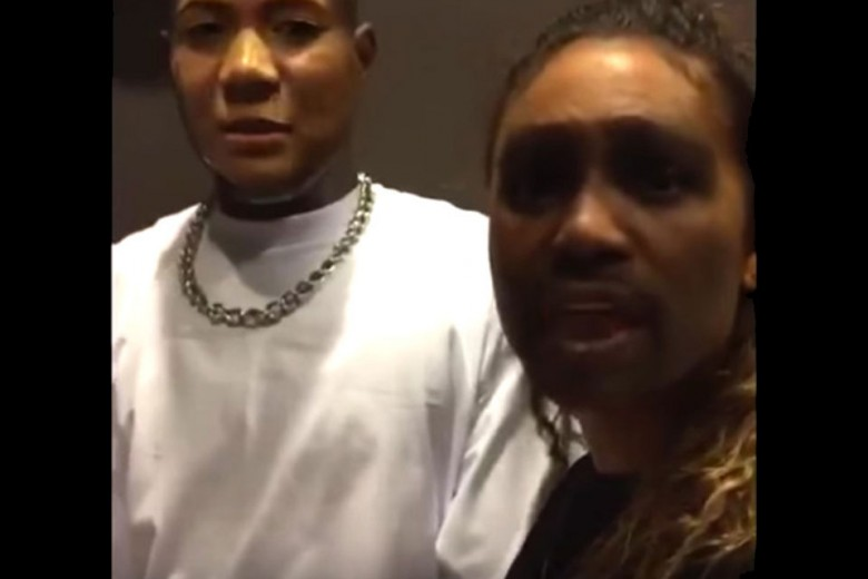 DMX Flips Out Over Snapchat's Face Swap Filter