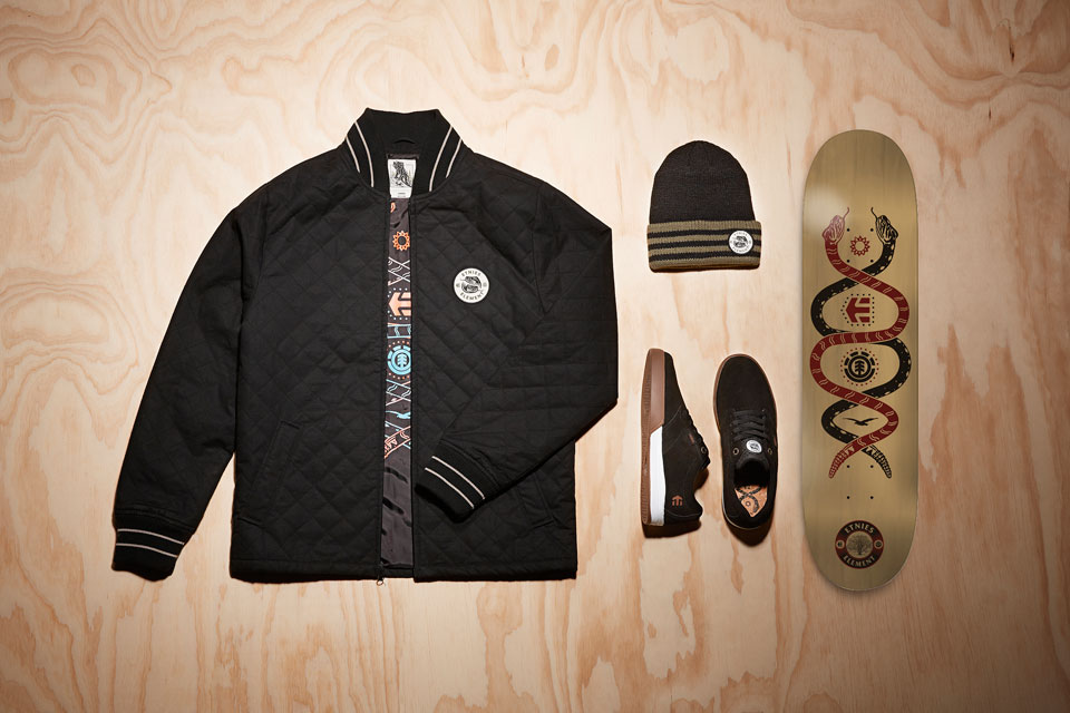 Etnies x Element Earth Day 2016 Collection