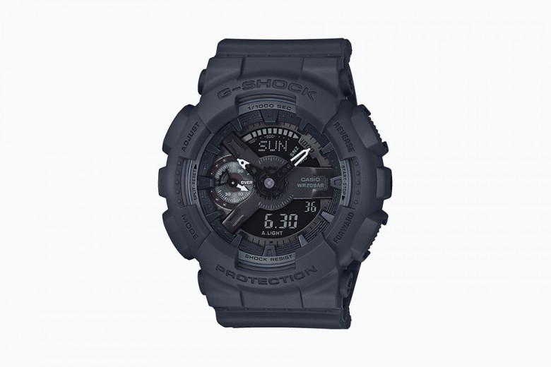 G Shock Women's S Series Military Collection
