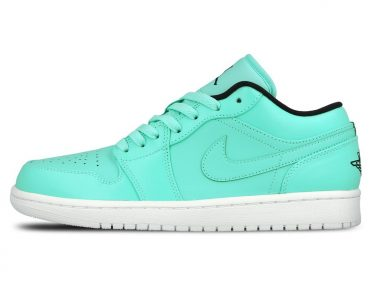 Air Jordan 1 Low - Hyper Turquoise