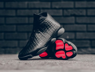 Jordan Horizon PRM Black/Infrared 23