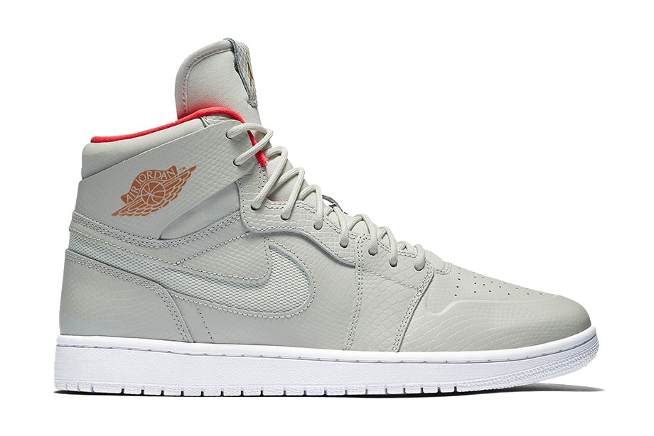 Air Jordan 1 Nouveau Gets Yeezy-Inspired Colorway
