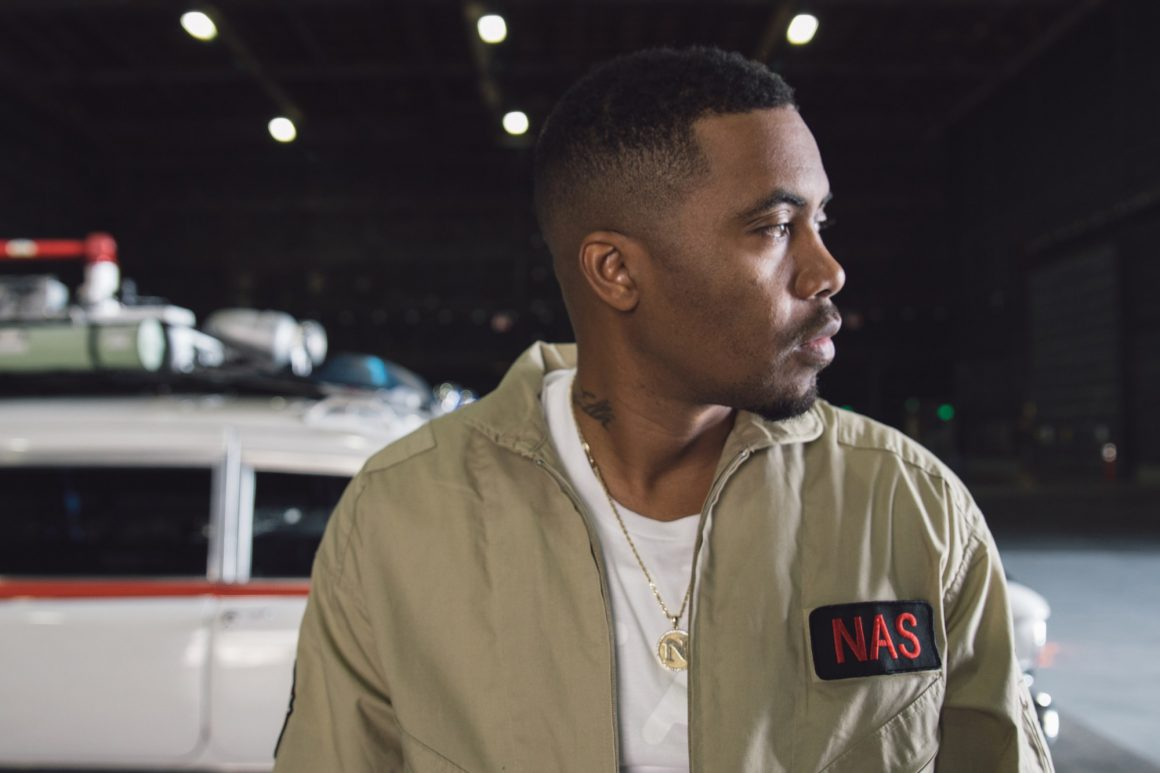 Nas' HSTRY Clothing Teams Up With Ghostbusters Franchise
