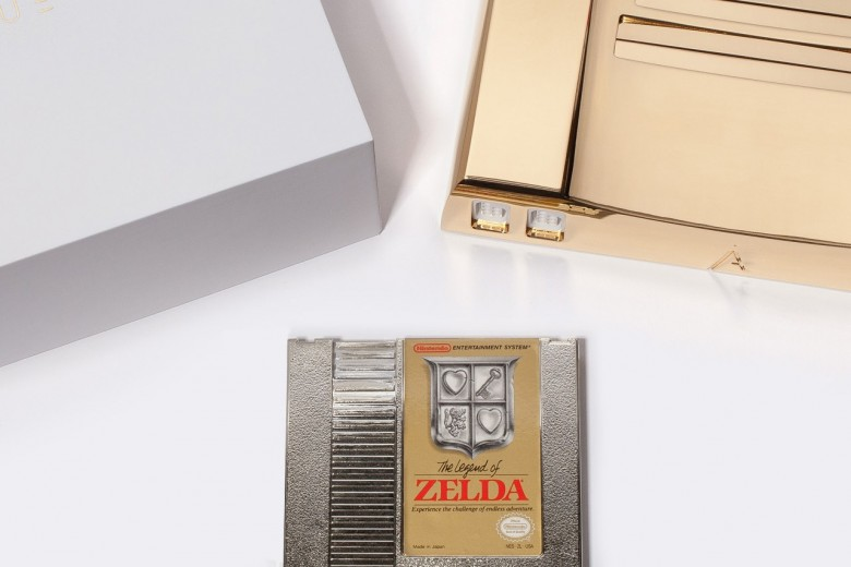 Analogue NT Celebrates 'Legend of Zelda' 30th Anniversary