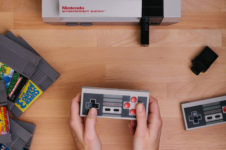 Analogue x 8Bitdo Retro Receiver