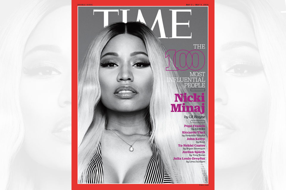 Nicki Minaj - TIME 100 Most Influential People