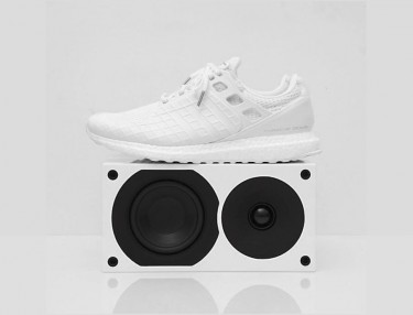 Porsche Design x adidas Ultra Boost Triple White
