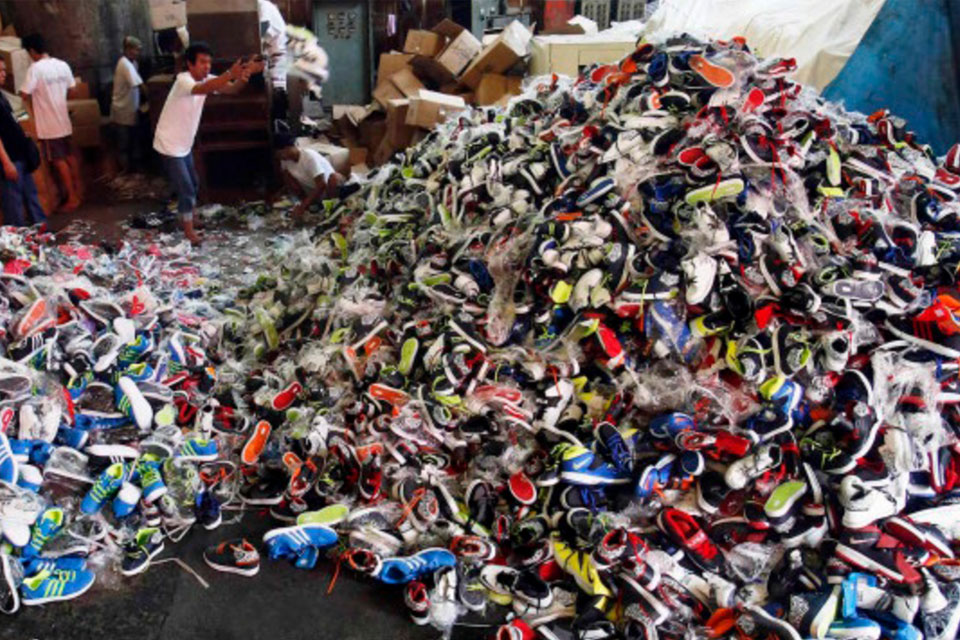 counterfeit sneakers