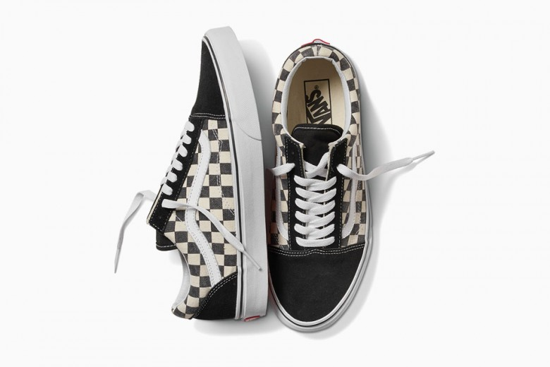 Vans Pays Homage to Iconic Motif with Checkerboard ...