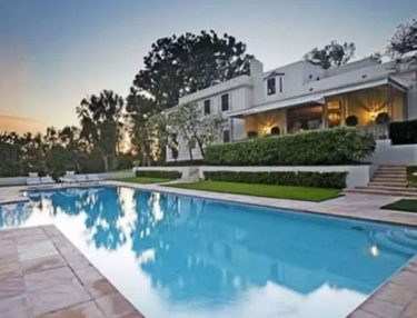Beverly Hills mansion
