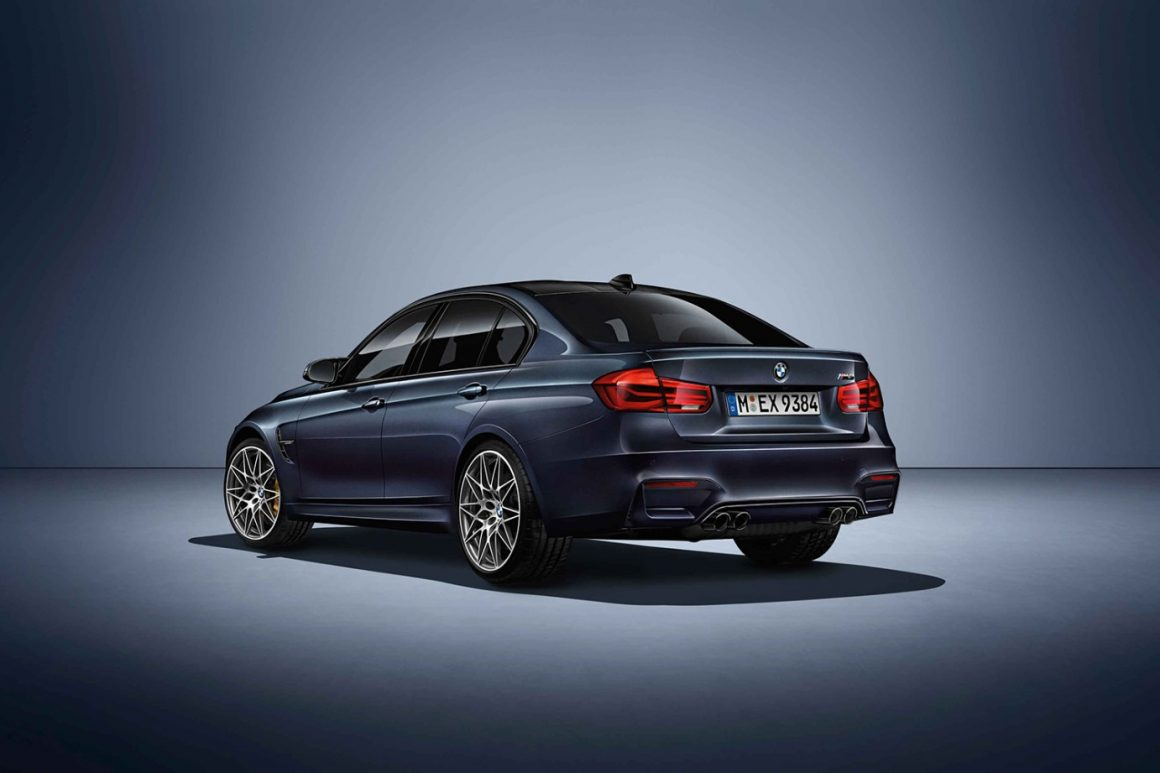 BMW 30th Anniversary M3