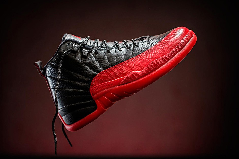 Air Jordan 12 - Flu Game