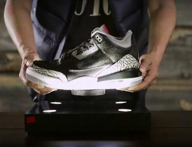 Introducing HUV: A New Way to Display Your Sneakers