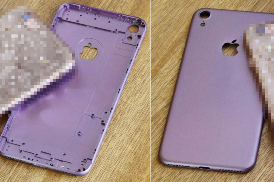 Photos of iPhone 7 Leak, Revealing Changes
