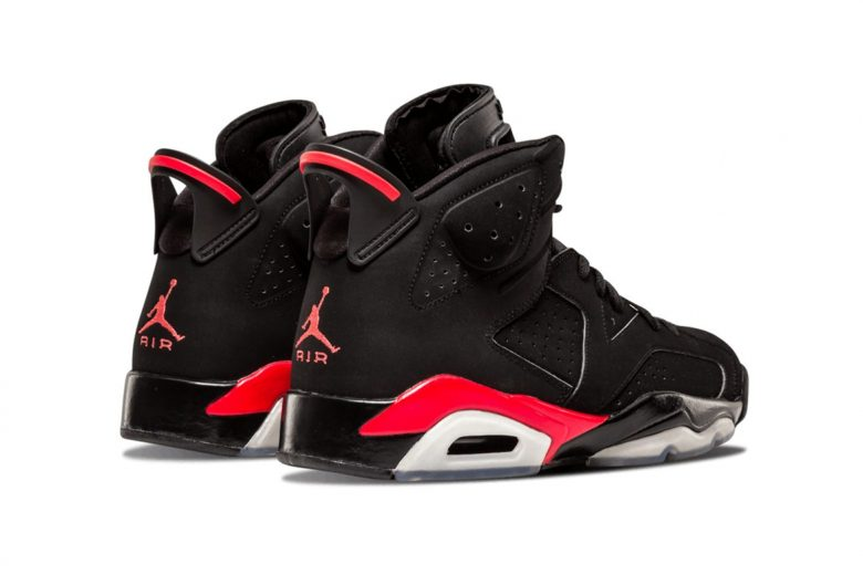 Air Jordan 6 Infrared Sample