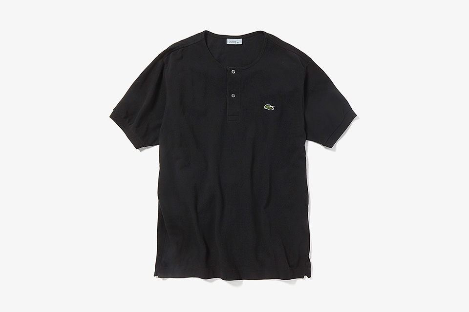 Lacoste & nonnative Redesign Two Iconic Pieces