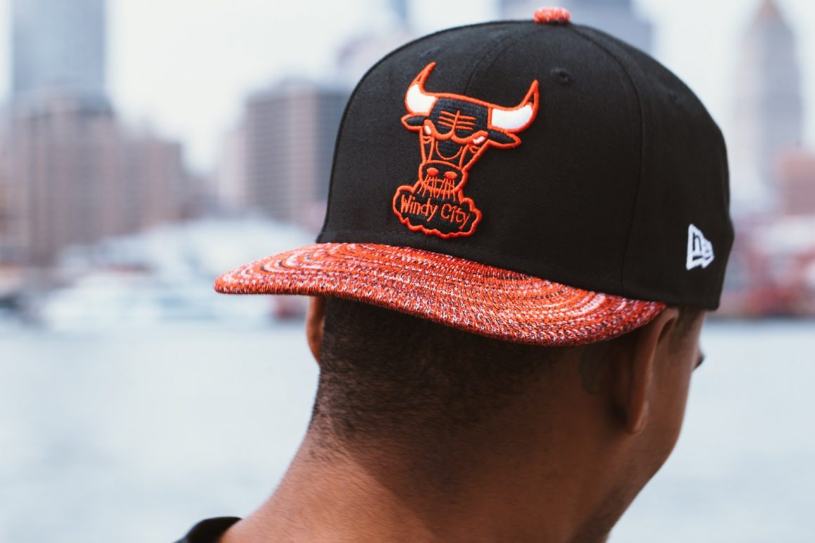 NBA x New Era 'Crown Knit' Snapback Collection