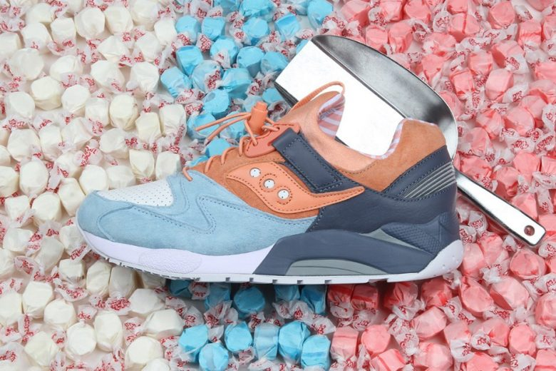 Premier x Saucony 'Sweets' Collection