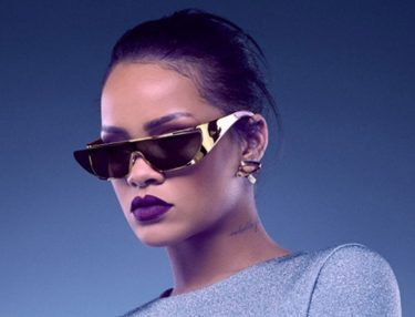 Rihanna Designs Star Trek-Inspired Sunglasses For Dior