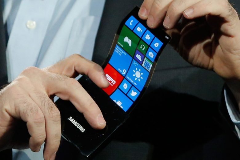 Samsung to Unveil Foldable Display for the Galaxy X