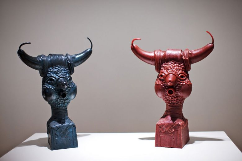 Thomas Campbell Brings Bronze Sculptures to Element's Perspective Series