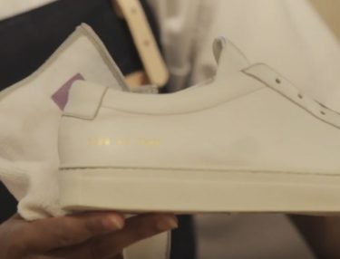 Jason Markk Shows How to Clean 4 Different Sneakers