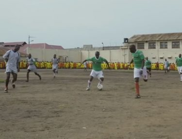 VICE Explores Soccer League Inside Ugandan Prison