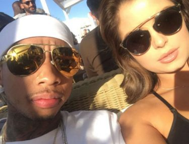 Tyga and Demi Rose